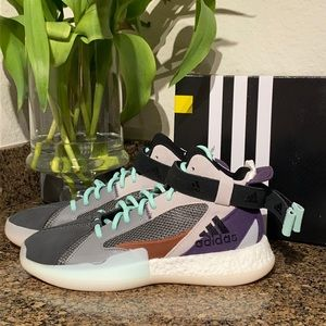 Adidas Boost Posterize Basketball sneakers